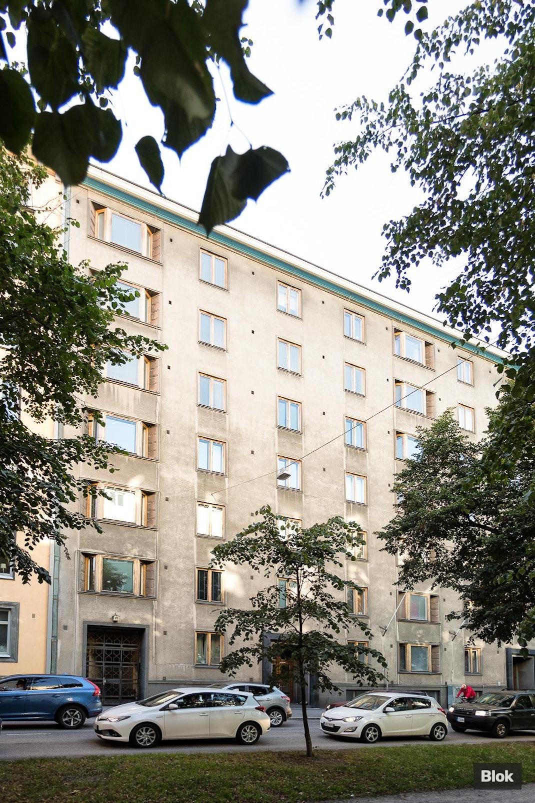 Blok: Mechelininkatu 26, 00100 Helsinki