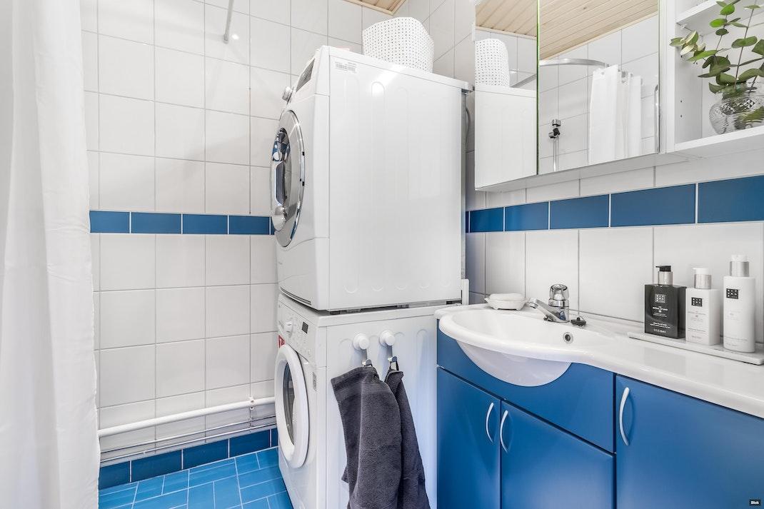 Kuminakuja 2 B 15 Kylpyhuone