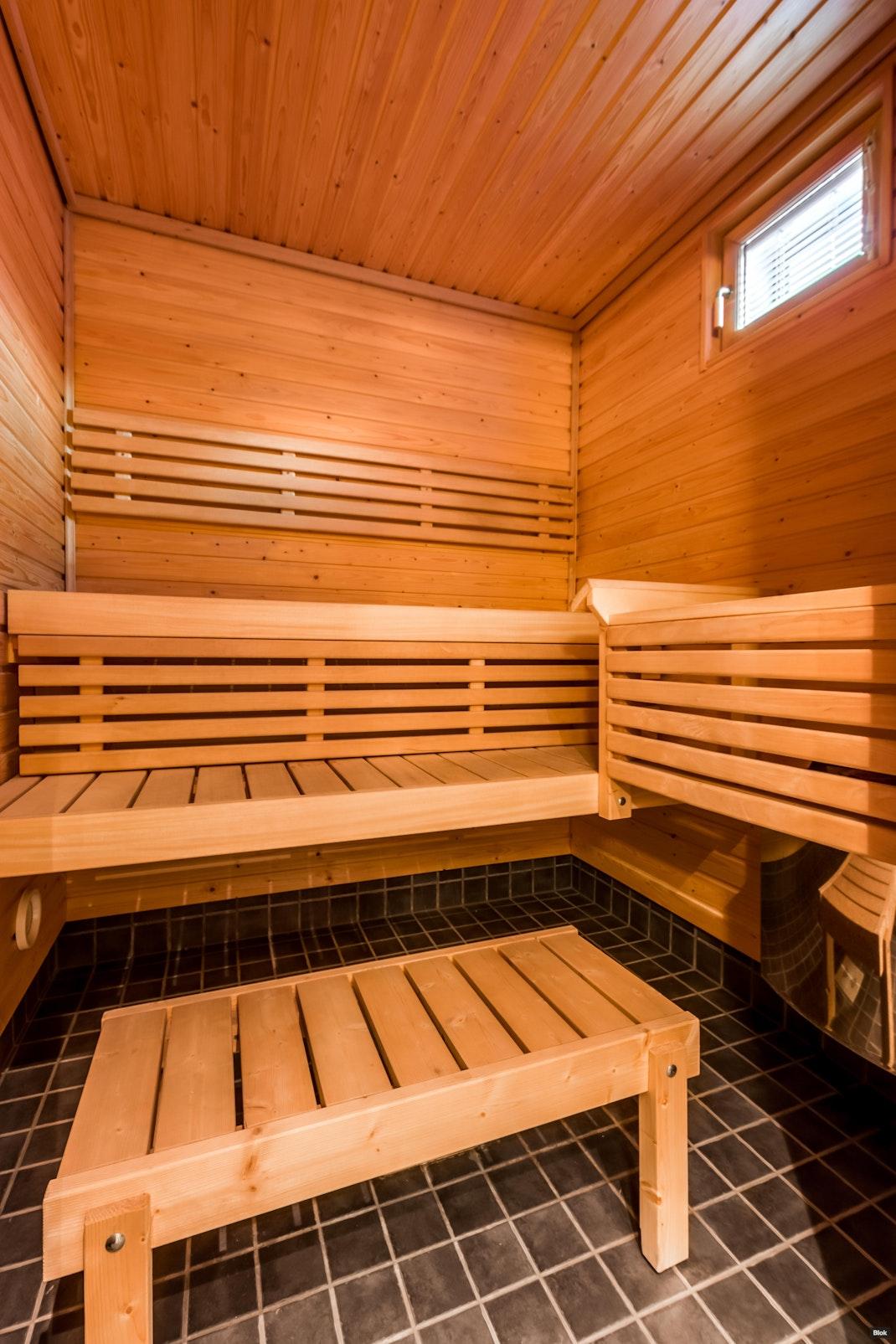 Lehmustontie 61 H 2 Kylpyhuone & Sauna