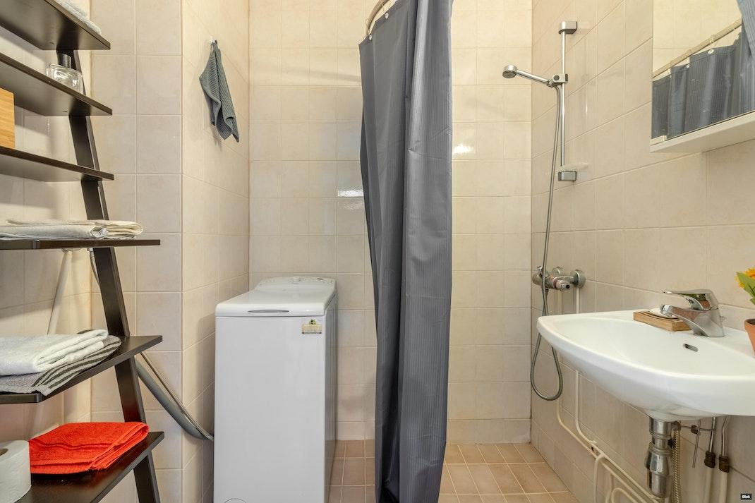 Ryytikuja 5 H 64 Kylpyhuone