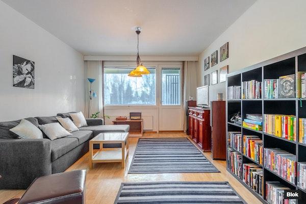 Tyylikäs kerrostalo asunto Lempäälässä - Karhumäentie 10  M 115