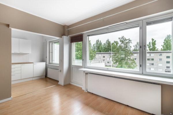 Muuttovalmis kolmio, putkiremontoidussa talossa Kannelmäessä - Soittajantie 3 K79