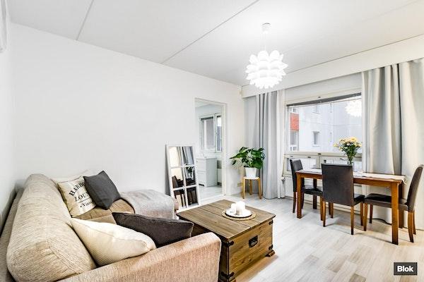 Kaunis asunto Espoon Pohjois- Leppävaarassa - Nikkarinkuja 2 A 15