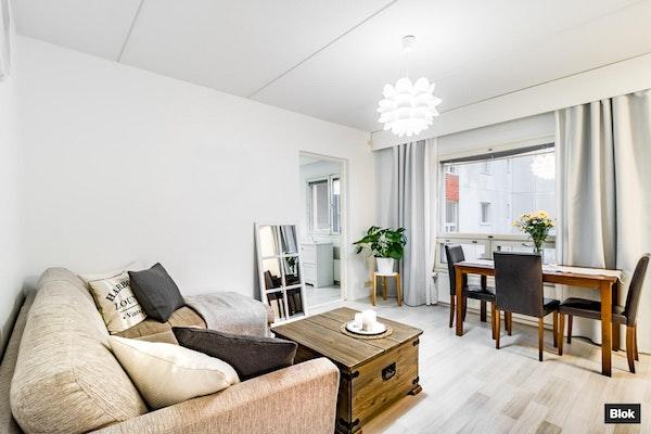 Kaunis asunto Espoon Pohjois- Leppävaarassa - Nikkarinkuja 2