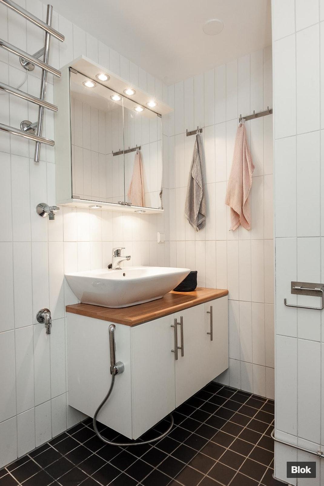 Otakallio 1 B 32 Kylpyhuone