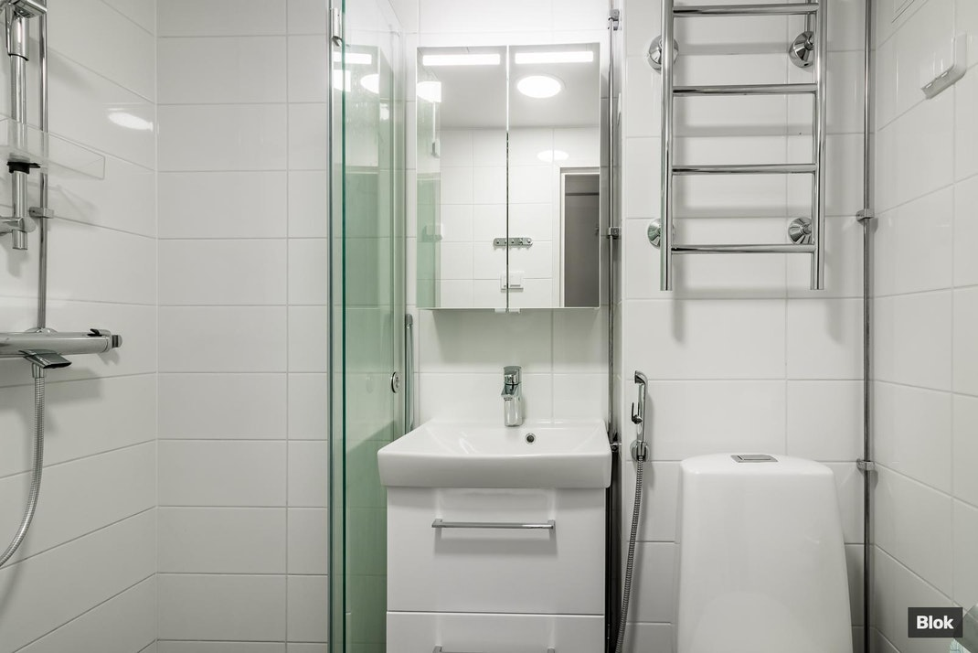 Kirstinkatu 2 A 1 Kylpyhuone