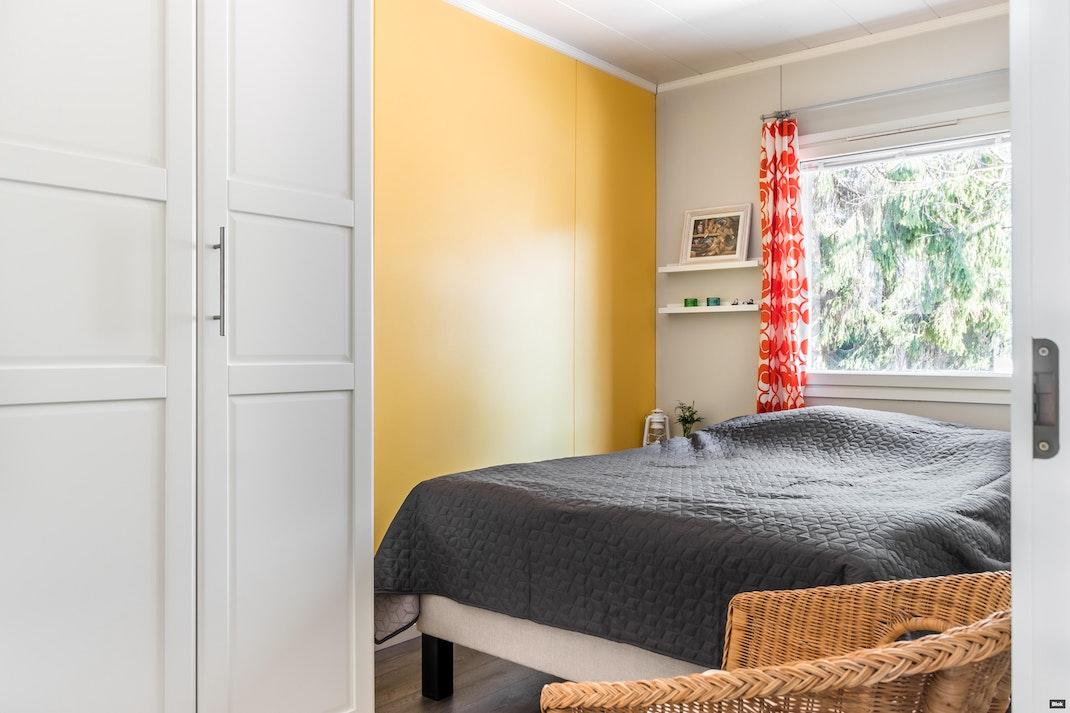 Pallotie 48 D Makuuhuoneet