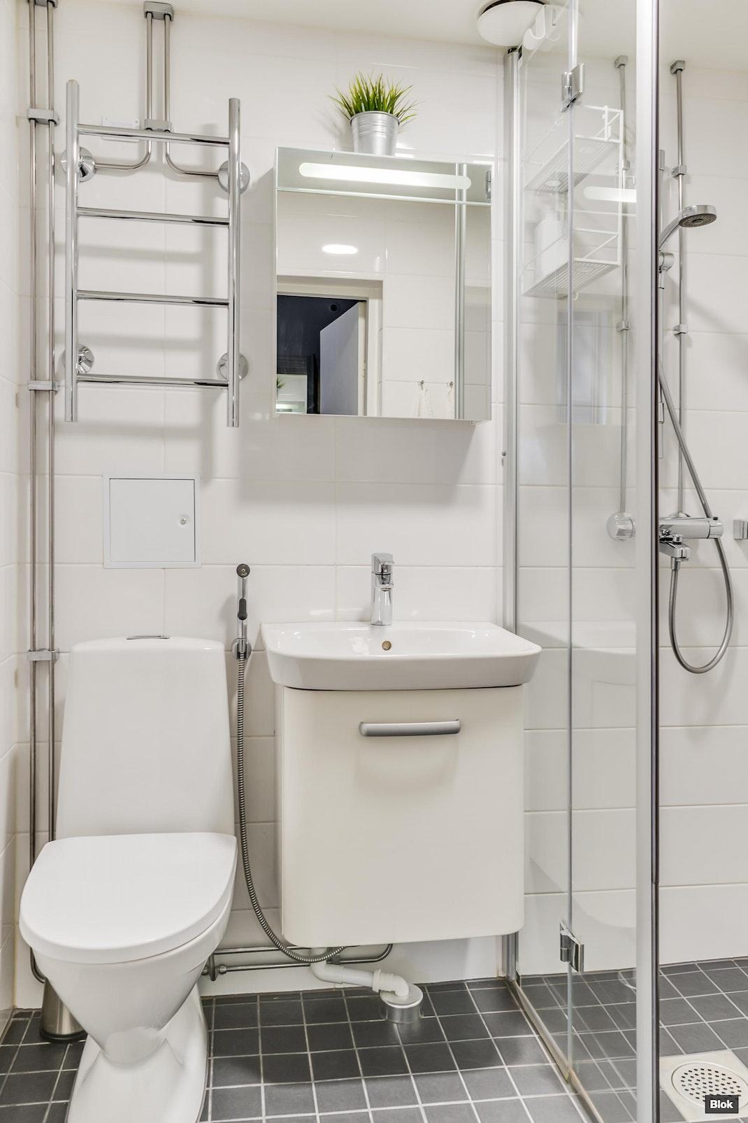 Katajaharjuntie 6 B 18 Kylpyhuone