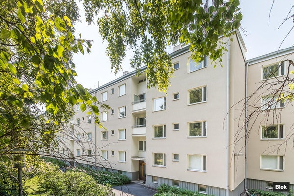 Valoisa kolmio Pajamäessä - Pajamäentie 9 D 41, 00360 Helsinki