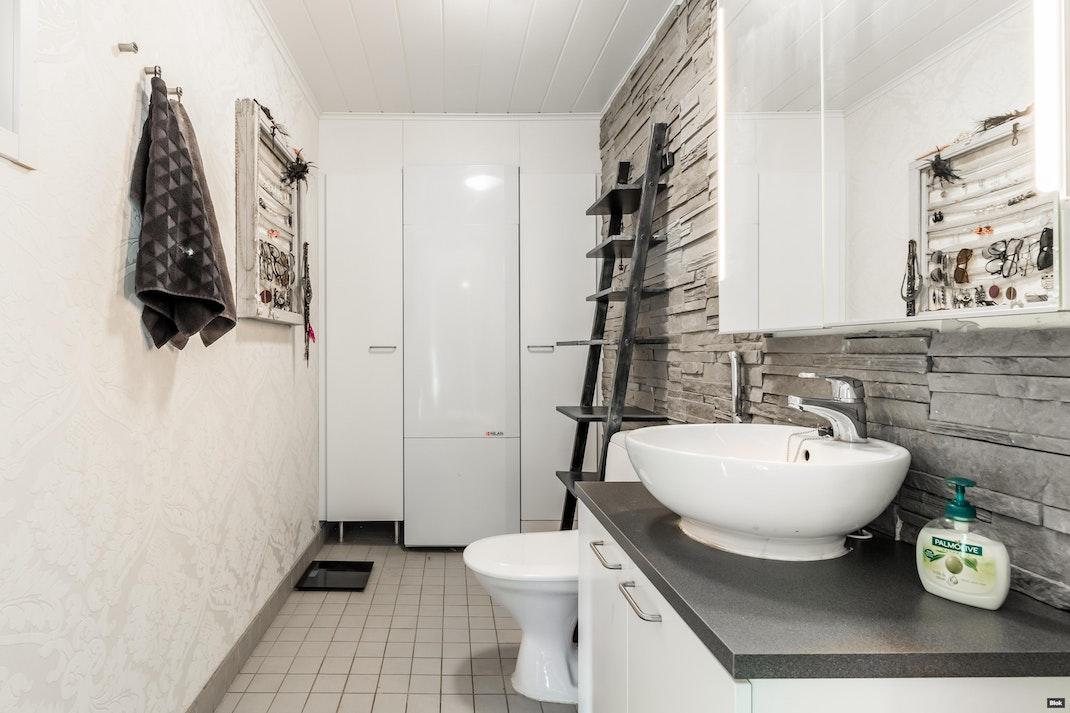 Maitorpankulma 3 as. 2 Kylpyhuone & Sauna & Erillinen WC