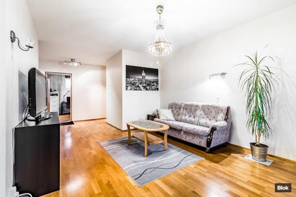 Kolmen makuuhuoneen hyväpohjainen asunto - Torivoudintie 7 B 18 B 18