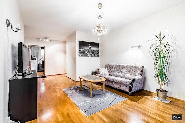 Kolmen makuuhuoneen hyväpohjainen asunto - Torivoudintie 7  B 18