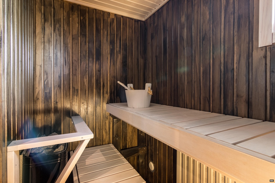 Meteorinkatu 5 B 28 Kylpyhuone & Sauna