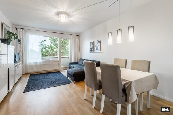 Perheelle sopiva putkiremontoitu koti huippupaikalla - Juhannuskatu 6 A 5
