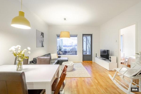 Vuonna 2011 valmistuneen rivitalon kaunis asunto - Ruusukuja 4 B 8