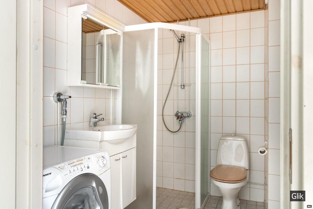 Nokitontunkuja 4 D 27 Kylpyhuone & Sauna