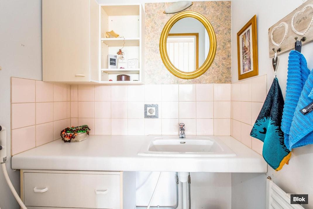 Ritopohjantie 29 B 13 Kylpyhuone & Sauna & Erillinen WC