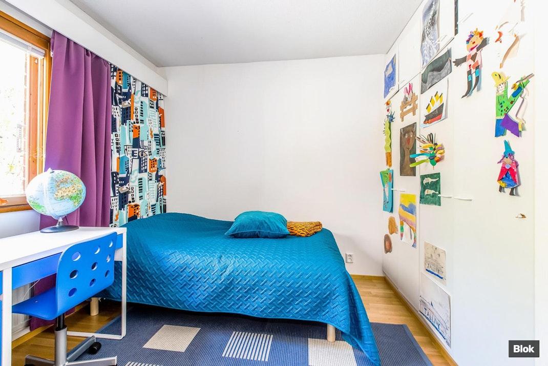 Ritopohjantie 29 B 13 Makuuhuoneet & Alakerta