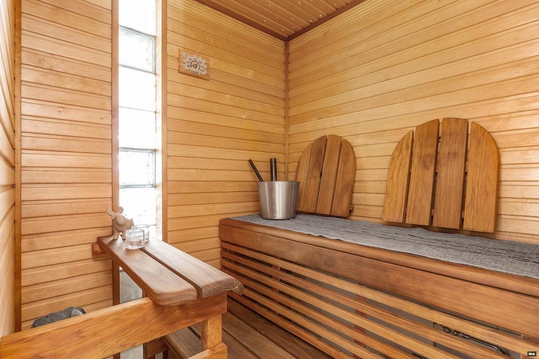 Linnantie 5 A 6 Kylpyhuone & Sauna