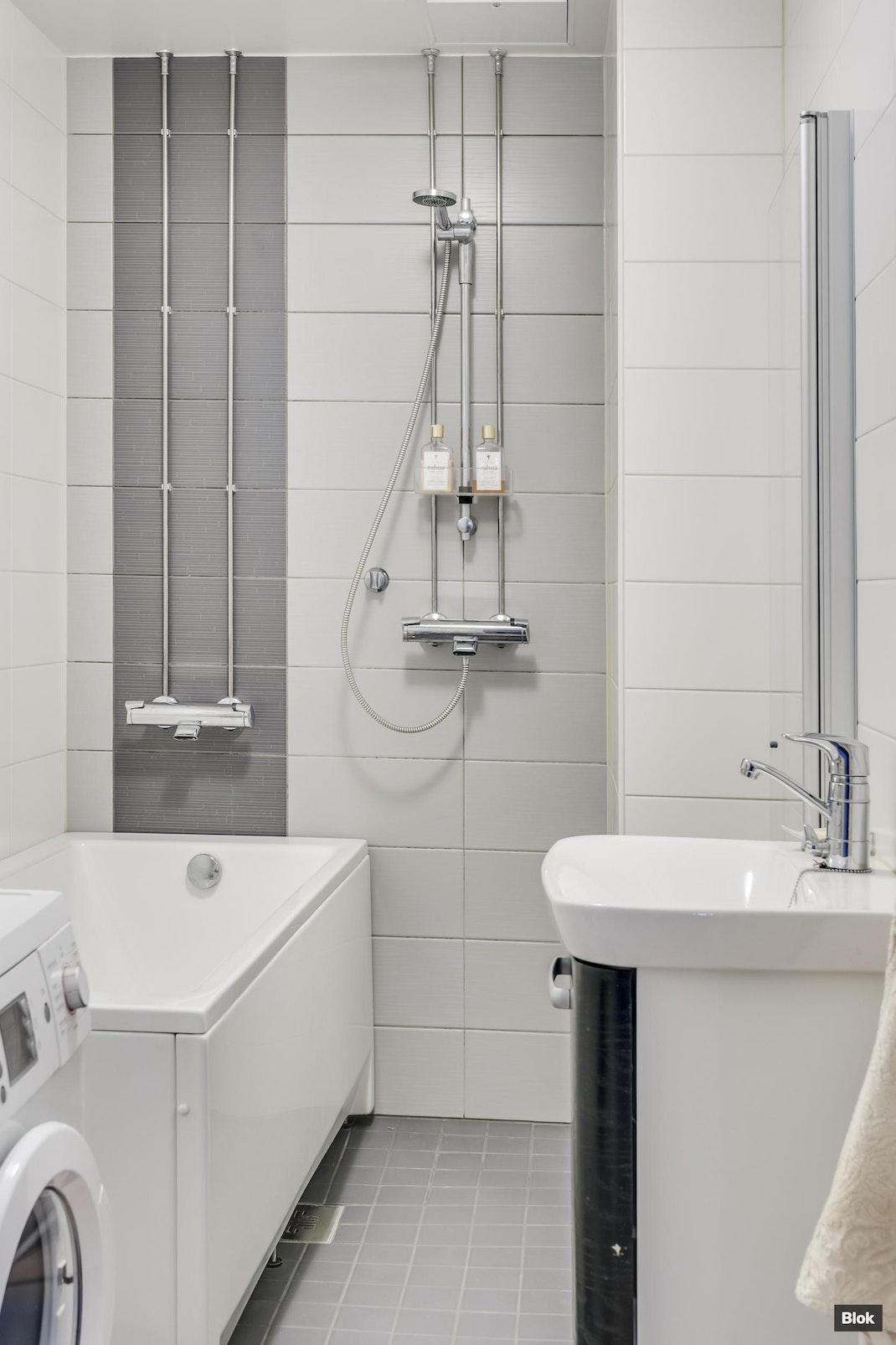 Mechelininkatu 25 A 11 Kylpyhuone & Erillinen WC