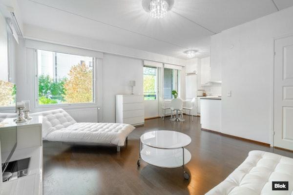 Muuttovalmis asunto Ankkurin asuinalueelta - Proomukatu 2 A 2