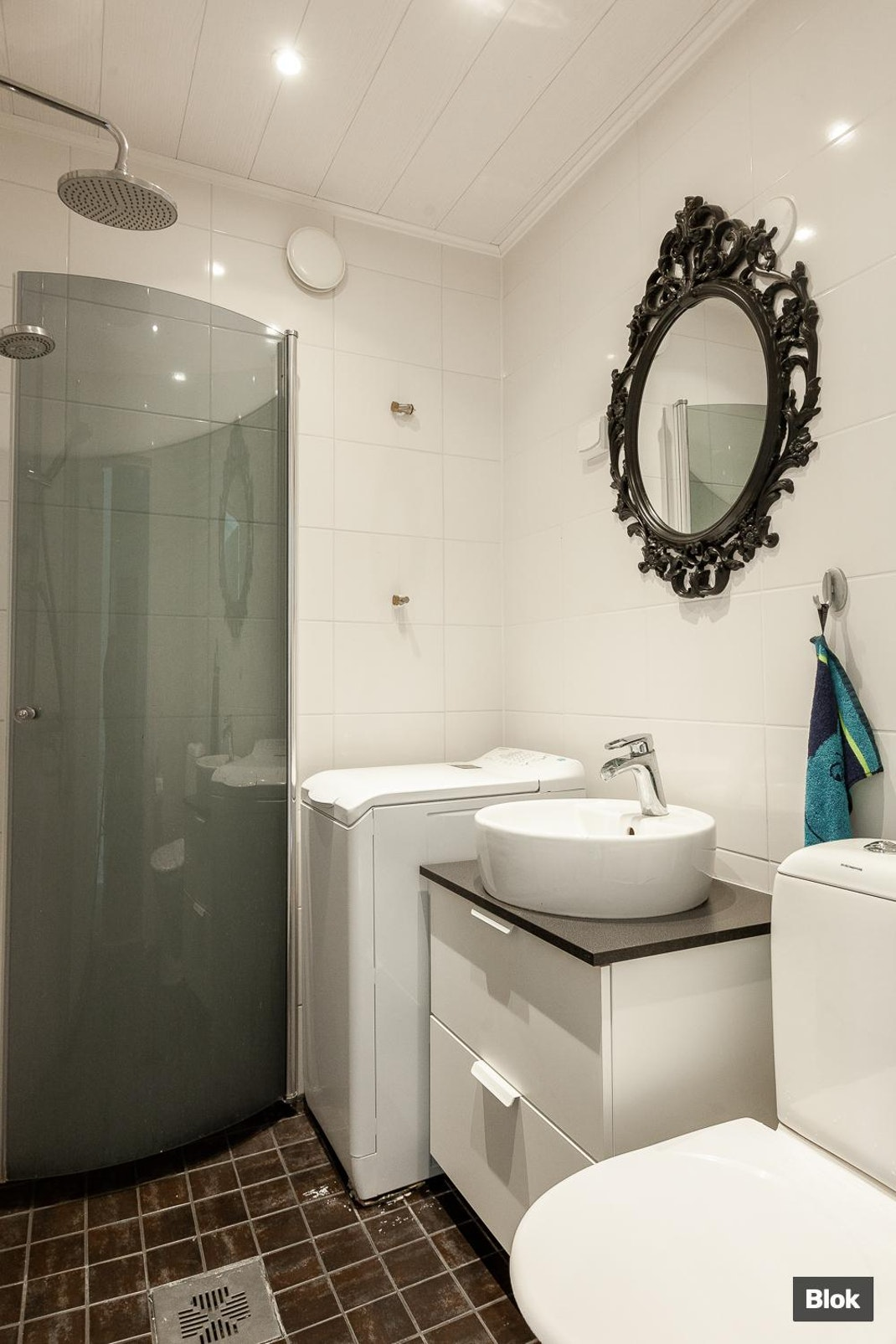 Muorinkuja 1 A 4 Kylpyhuone
