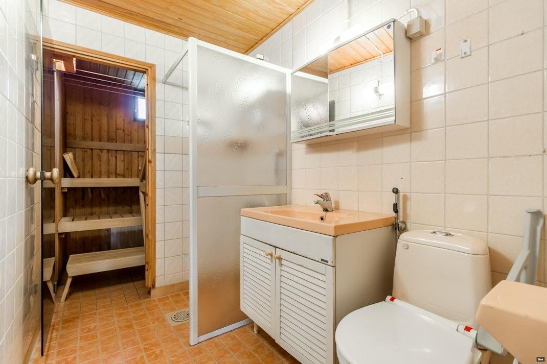 Keltamotie 43 B 9 Kylpyhuone & Erillinen WC