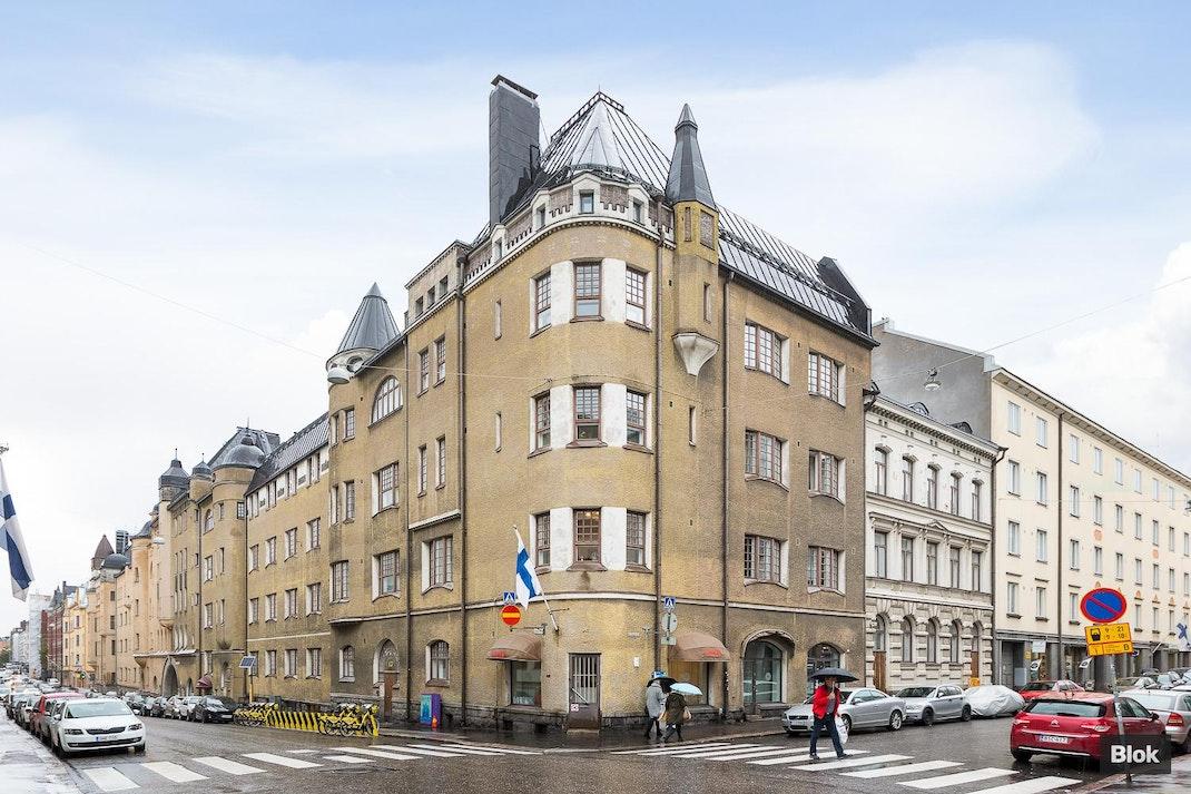 Blok: Albertinkatu 17, 00120 Helsinki