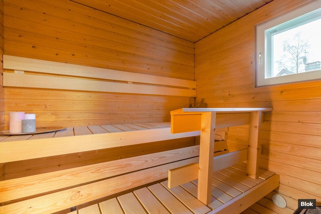 Ylöjärventie 36 A4 Kylpyhuone & Sauna