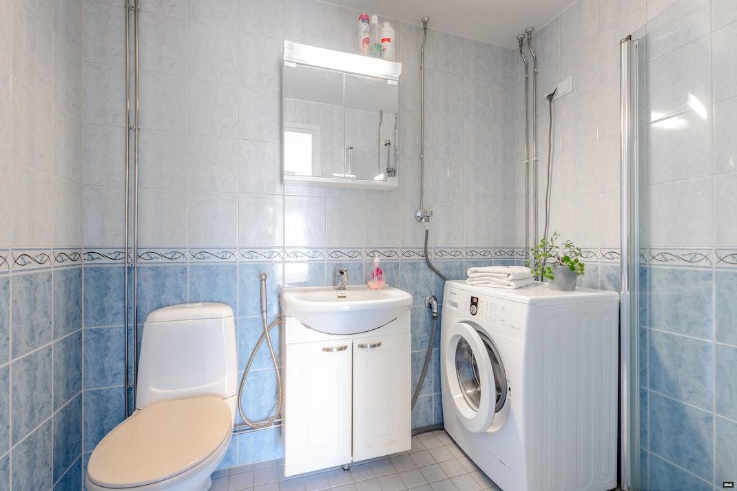 Kyrölänkatu 5 B 20 Kylpyhuone