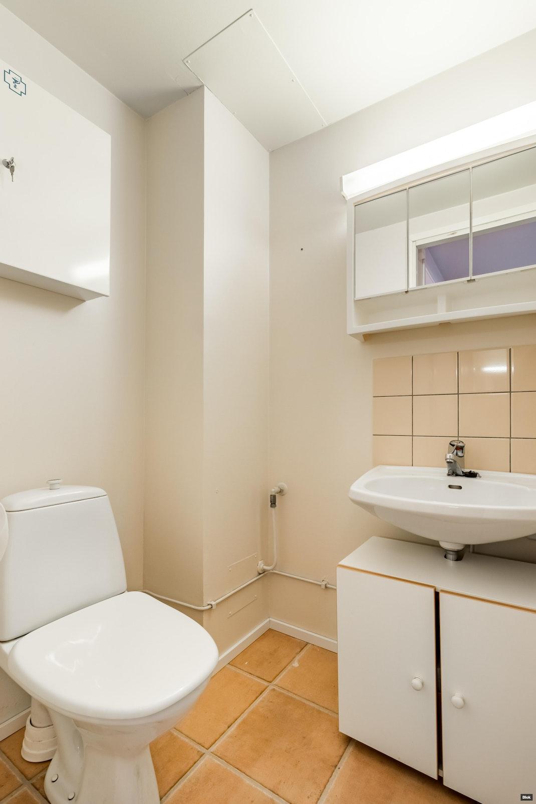 Nevatie 14 A 3 Kylpyhuone & Sauna & Erillinen WC