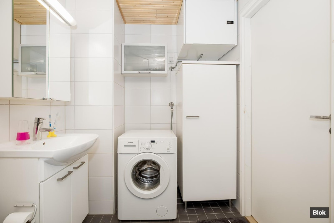 Raunistulantie 37 D 114 Kylpyhuone & Sauna & Erillinen WC