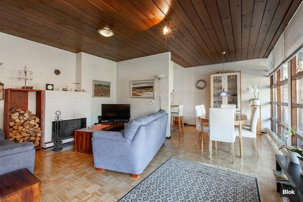 Tilava koti loistavalla sijainnilla - Ruomelantie 16 A A