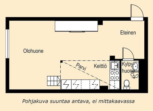 Kustaankatu 4a A 2