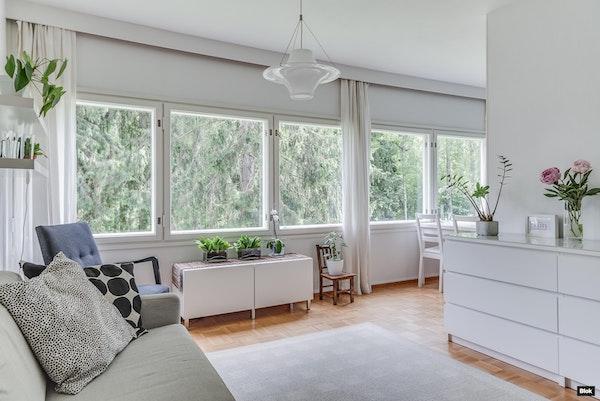 Putkiremontoitu yksiö Tapiolassa - Kaskenkaatajantie 10 A 7 A7
