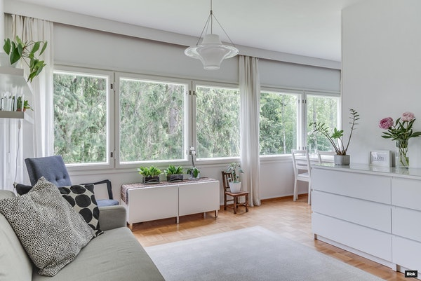 Putkiremontoitu yksiö Tapiolassa - Kaskenkaatajantie 10  A 7