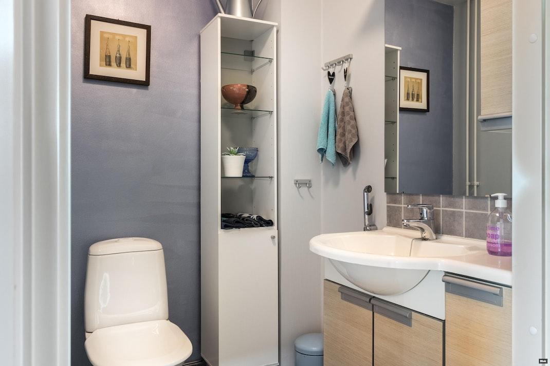 Peijaksentie 3 B 4 Kylpyhuone & Sauna & Erillinen WC