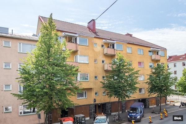 Kompakti yksiö Helsingin Alppilassa - Aleksis Kiven Katu 74  B 23