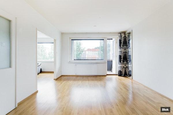 Tilava koti perheelle Jyväskylän keskustassa - Väinönkatu 36a A5