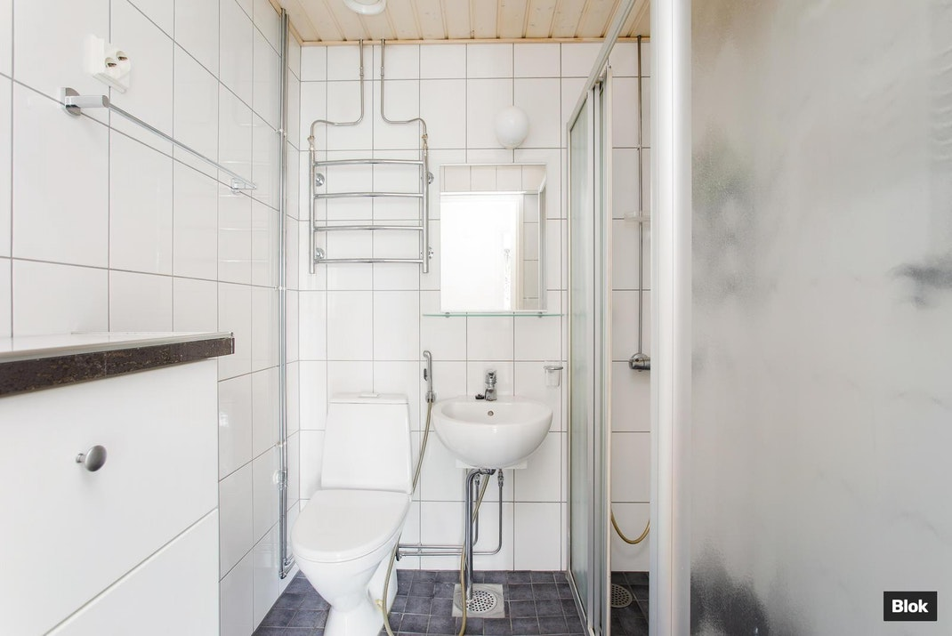 Väinönkatu 36a A5 Kylpyhuone