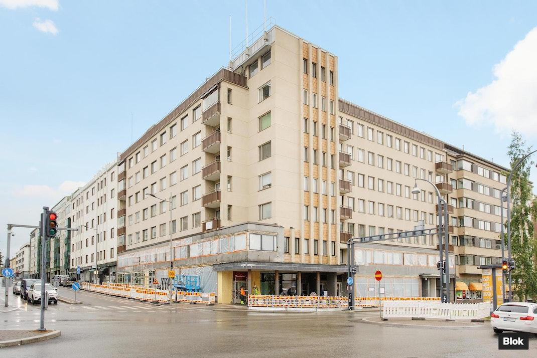 Väinönkatu 36a A5 Talo