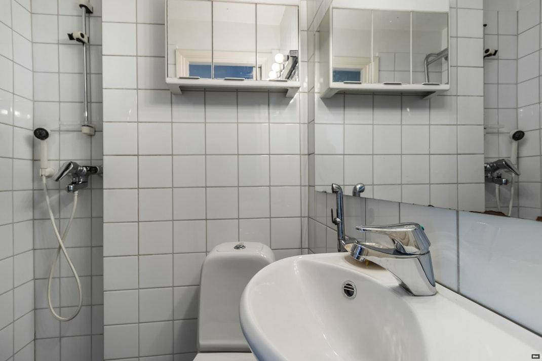 Pihlajatie 28 A 3 Kylpyhuone