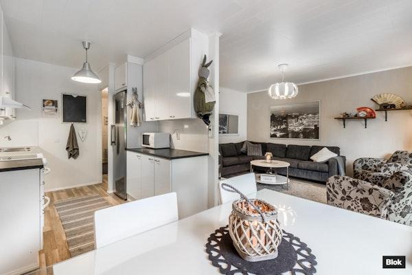 Toimiva koti perheelle Järvenpään Pietolassa - Pietolankatu 15 B3 B 3