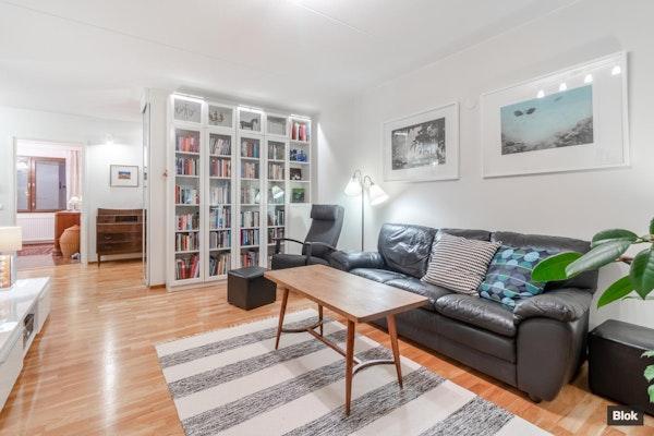 Hyväpohjainen kolmen makuuhuoneen perhekoti - Pajalantie 37 A7