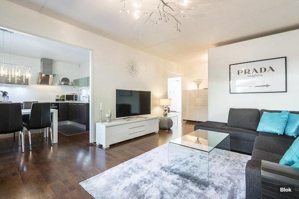 Erinomaisella pohjaratkaisulla varustettu asunto Vantaanlaaksosta - Naapurinkuja 1 A 3 A 3