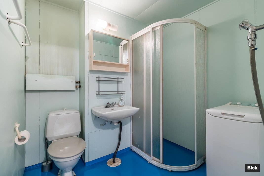 Lukkarinkuja 1 A 8 Kylpyhuone