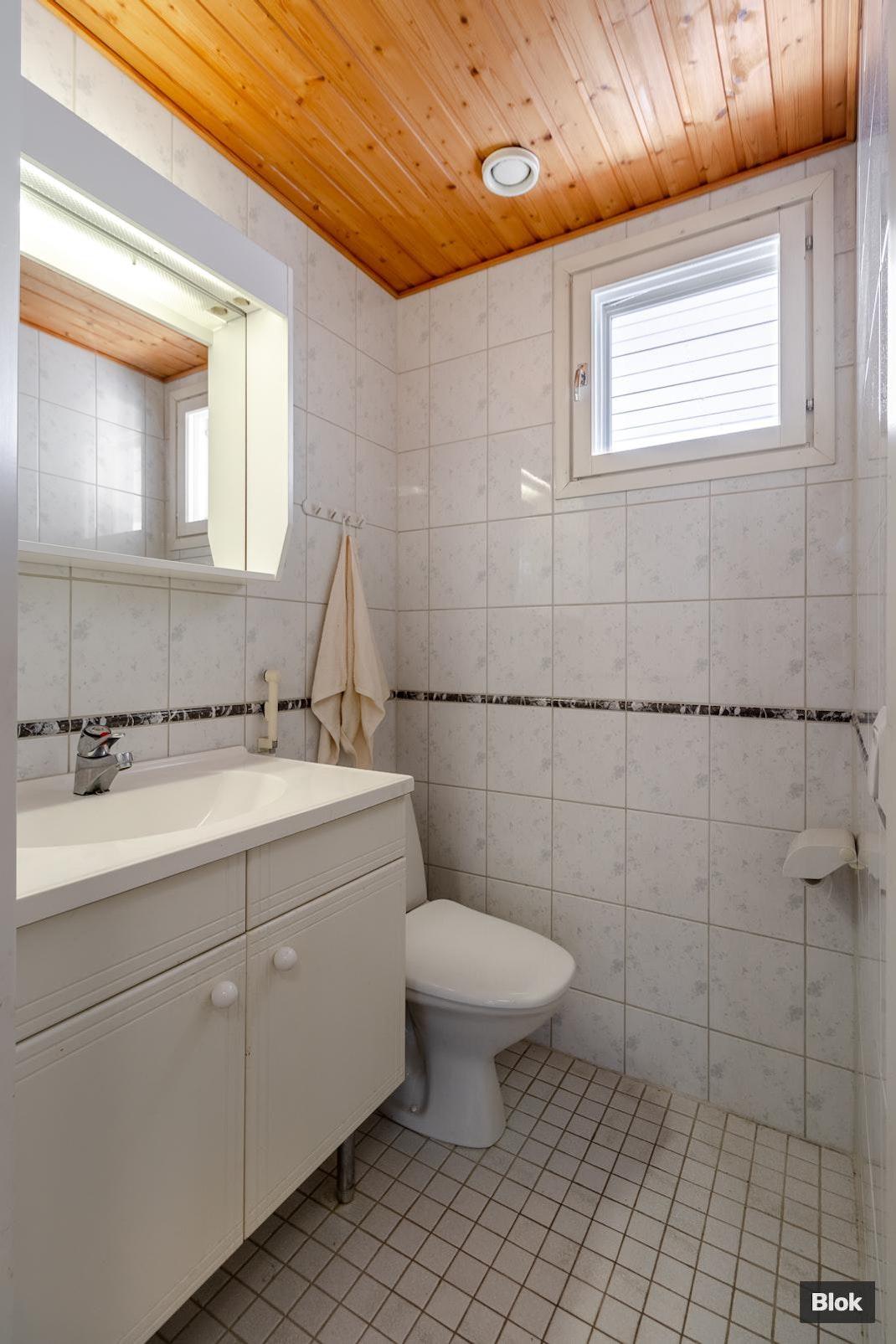 Kuminatie 34 as. C Kylpyhuoneet & Sauna ja poreamme