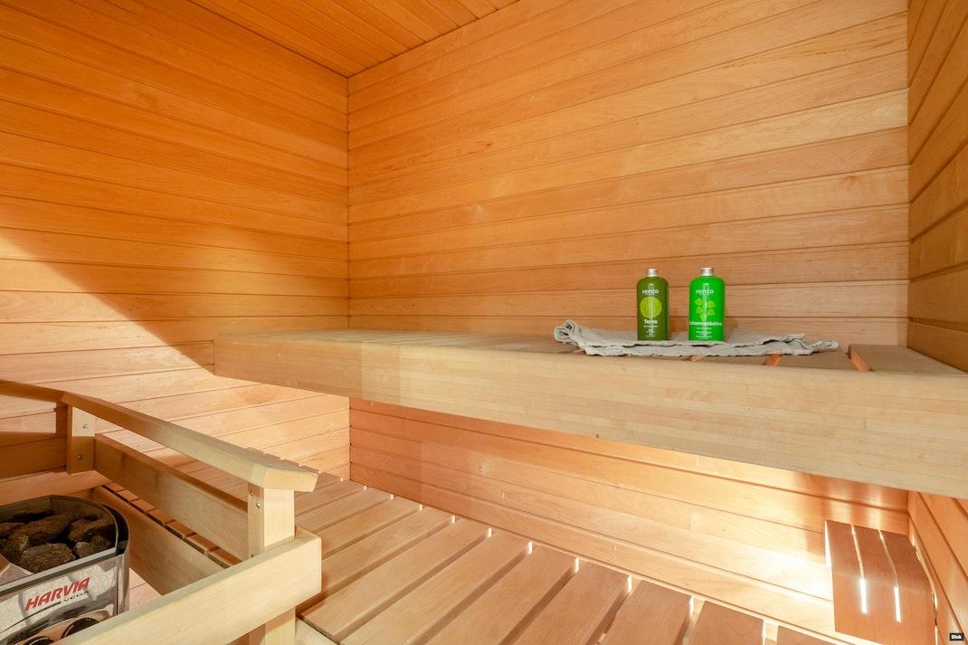 Askartie 9 A 7 Kylpyhuone & Sauna
