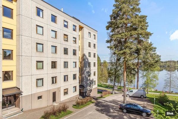 Kodikas asunto lähellä kauniita järvimaisemia - Katumantie 17 B 17 B17