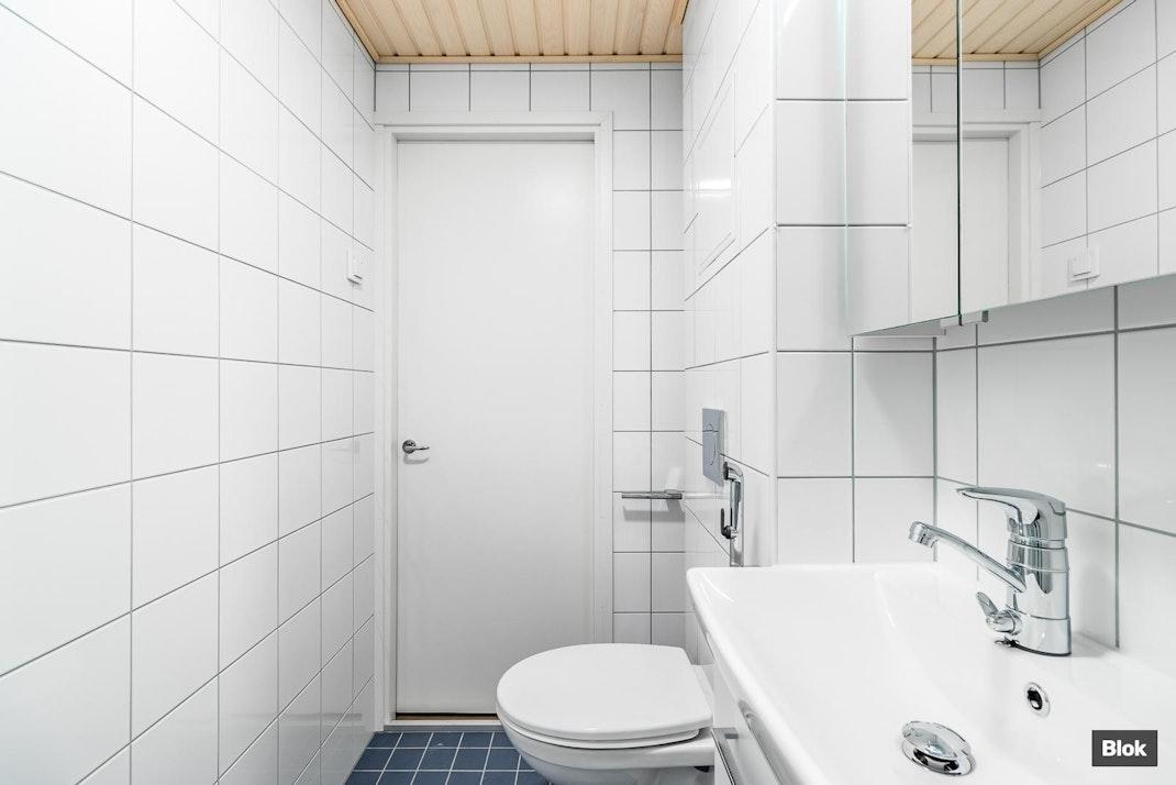 Siltavoudintie 11 E 39 Kylpyhuone